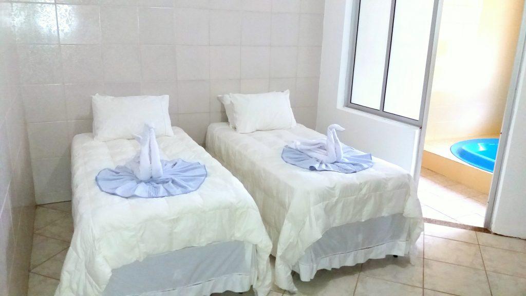 Luxo Quádruplo | Hotel Termas do Lago | Termas do Gravatal | SC