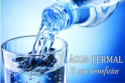 Benefícios da Água Termal de Termas do Gravatal