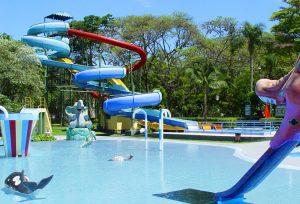 Aquativo Parque Aquático   Termas do Gravatal   SC