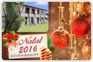 Natal 2017 | Hotel Termas do Lago | Termas do Gravatal | SC