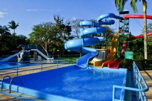 Aquativo Parque Aquático | Hotel Termas do Lago | Termas do Gravatal | SC